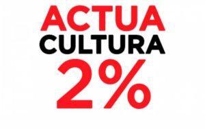Emipac adherit a Actúa Cultura 2%